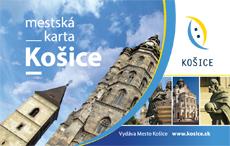 Mestská karta Košice